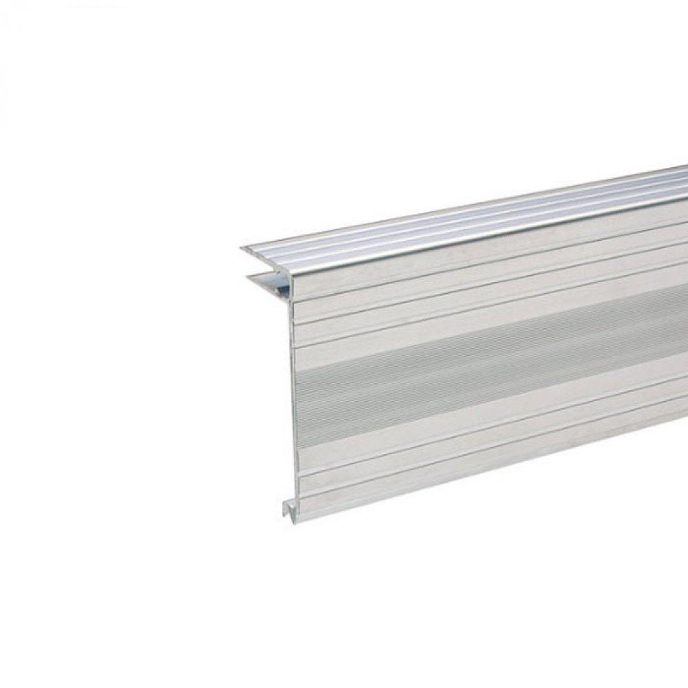 adam hall 6114 aluminium deckelrahmen 30x80 mm f r 7 mm material. Black Bedroom Furniture Sets. Home Design Ideas