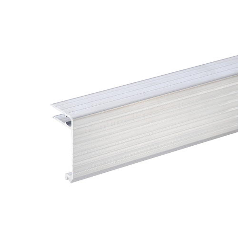 adam hall 6116 aluminium deckelrahmen 30x48 mm f r 7 mm material. Black Bedroom Furniture Sets. Home Design Ideas