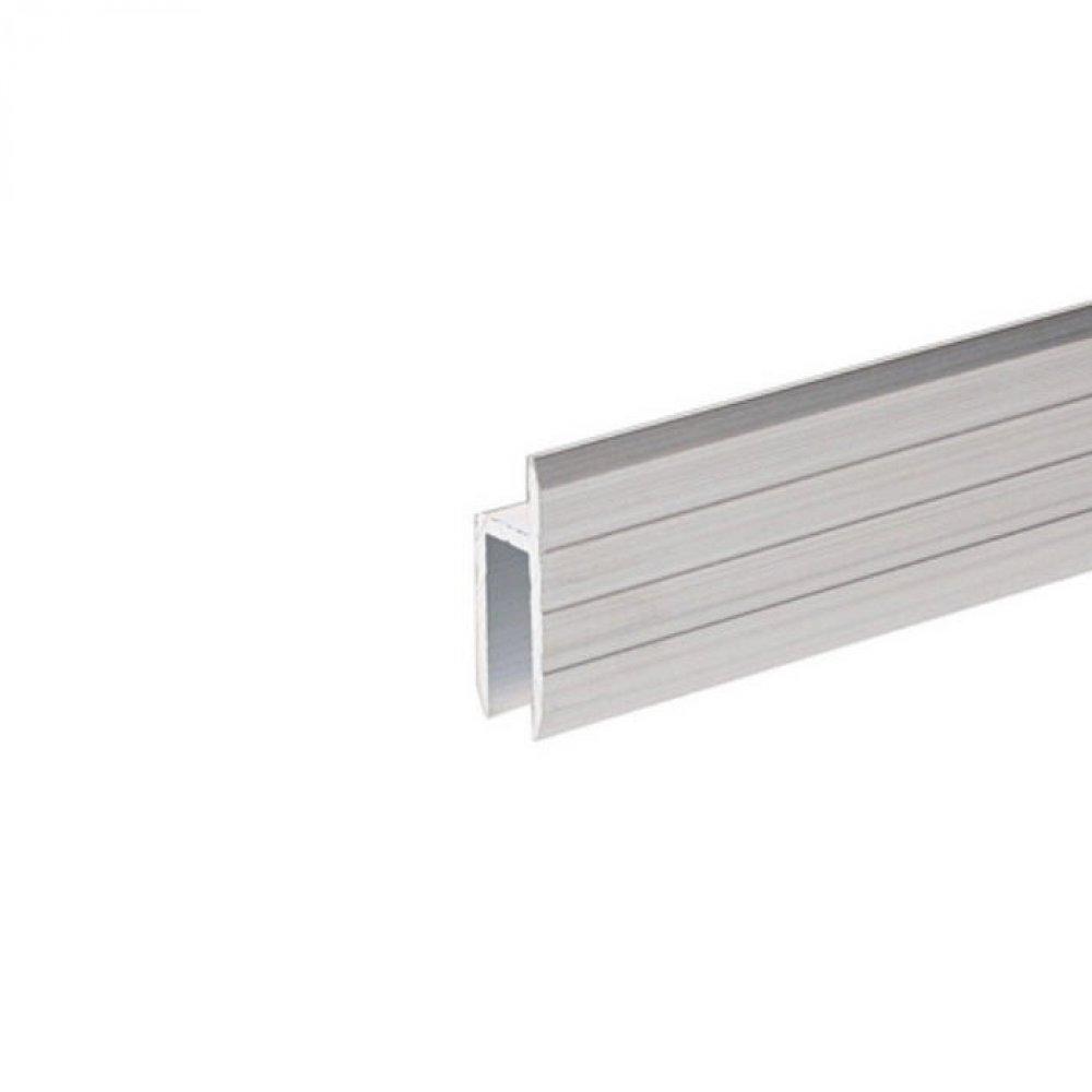 adam hall 6126 aluminium h profil f r 7 mm serviceklappen. Black Bedroom Furniture Sets. Home Design Ideas