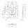 Adam Hall 172511 - V3 Automatik Butterfly Verschluss groß gekröpft 14 mm tief