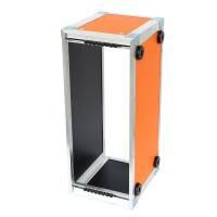 19 Zoll Studio-Rack 23 CM 3 HE Birke MPX orange