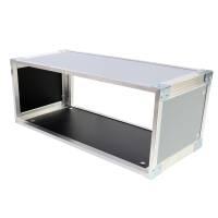 19 Zoll Studio-Rack 23 CM 3 HE Birke MPX grau