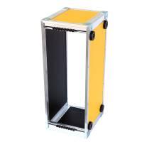 19 Zoll Studio-Rack 23 CM 5 HE Birke MPX gelb