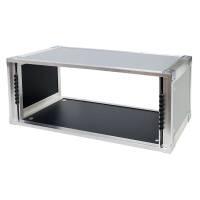 19 Zoll Studio-Rack 23 CM 5 HE Birke MPX grau