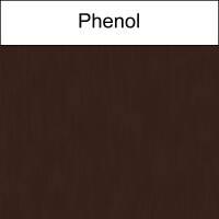 19 Zoll Studio-Rack 23 CM 6 HE Birke MPX Phenol schwarz