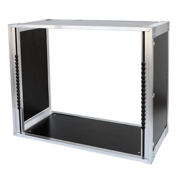 19 Zoll Studio-Rack 23 CM 8 HE Birke MPX gelb