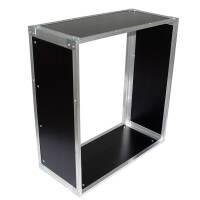 19 Zoll Studio-Rack 23 CM 11 HE Birke MPX orange