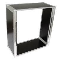 19 Zoll Studio-Rack 23 CM 11 HE Birke MPX rot