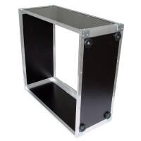 19 Zoll Studio-Rack 23 CM 11 HE Birke MPX grau