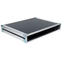 19 Zoll Studio-Rack 40 CM 1 HE Birke MPX blau