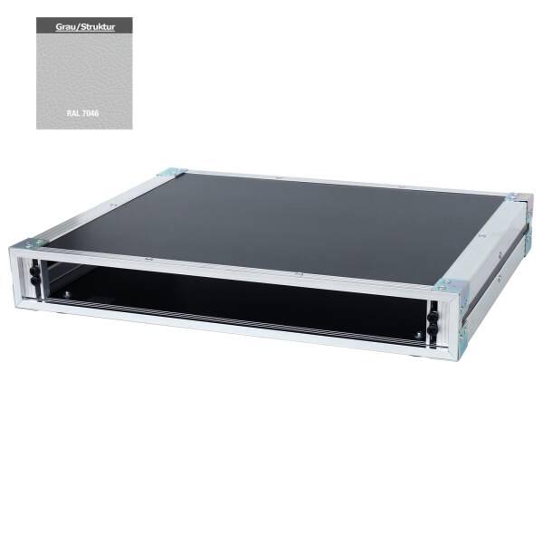 19 Zoll Studio-Rack 40 CM 1 HE Birke MPX grau