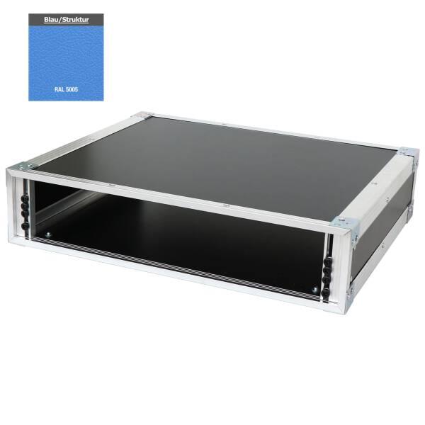 19 Zoll Studio-Rack 40 CM 2 HE Birke MPX blau