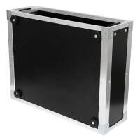 19 Zoll Studio-Rack 40 CM 3 HE Birke MPX blau