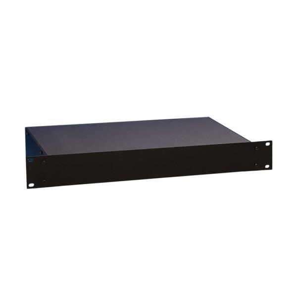 Adam Hall 87407 - 19 Zoll Rack Leergehäuse 1 HE 250 mm tief