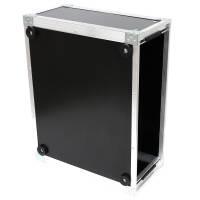 19 Zoll Studio-Rack 40 CM 4 HE Birke MPX gelb