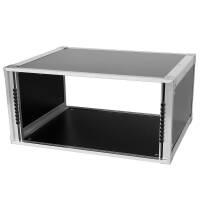 19 Zoll Studio-Rack 40 CM 5 HE Birke MPX rot