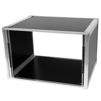 19 Zoll Studio-Rack 40 CM 7 HE Birke MPX grau