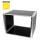 19 Zoll Studio-Rack 40 CM 8 HE Birke MPX gelb