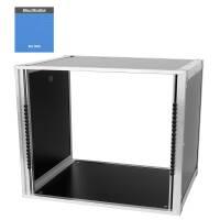 19 Zoll Studio-Rack 40 CM 9 HE Birke MPX blau
