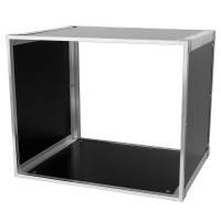 19 Zoll Studio-Rack 40 CM 9 HE Birke MPX rot