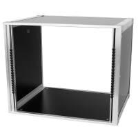 19 Zoll Studio-Rack 40 CM 9 HE Birke MPX grau