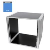 19 Zoll Studio-Rack 40 CM 10 HE Birke MPX blau