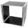 19 Zoll Studio-Rack 40 CM 10 HE Birke MPX rot