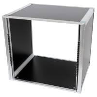 19 Zoll Studio-Rack 40 CM 10 HE Birke MPX grau