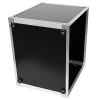 19 Zoll Studio-Rack 40 CM 11 HE Birke MPX Phenol schwarz