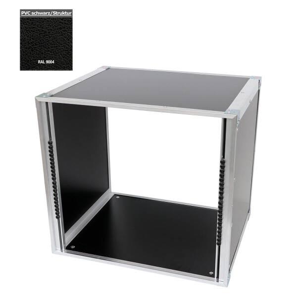 19 Zoll Studio-Rack 40 CM 11 HE Birke MPX PVC schwarz