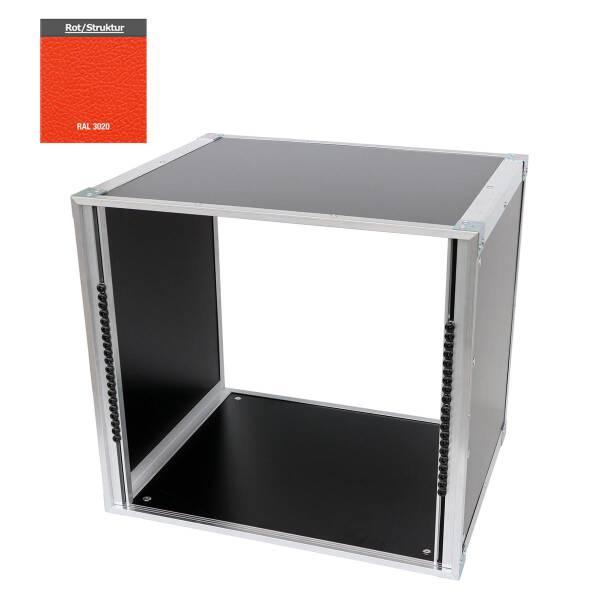 19 Zoll Studio-Rack 40 CM 11 HE Birke MPX rot