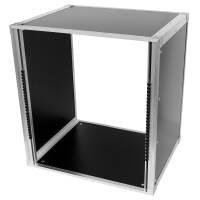 19 Zoll Studio-Rack 40 CM 12 HE Birke MPX orange