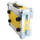 2 HE Half Size Rack für Sennheiser EW Funkempfänger gelb