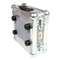 2 HE Half Size Rack für Sennheiser XSW Funkempfänger grau