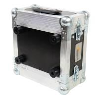 3 HE Half Size Rack für Sennheiser XSW Funkempfänger Phenol schwarz