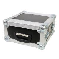 3 HE Half Size Rack für Sennheiser XSW Funkempfänger grau