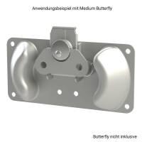 Adam Hall 17300 - Rammschutz für Aufbau Butterfly...
