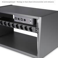 Palmer Pro MCT DMX - Kabeltester für DMX/XLR 3-pol & 5-pol