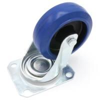 Flightcase Lenkrolle 100 mm Blue Wheel 160 kg