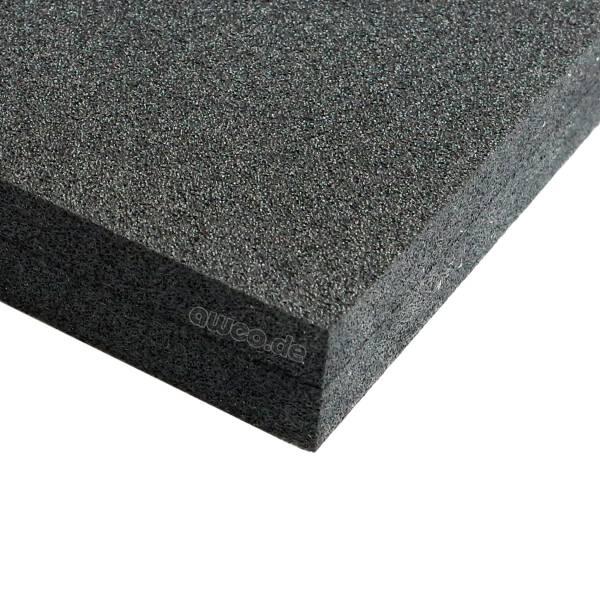 Penn Elcom POLYBloc Schaumstoff 20 mm schwarz 100 x 60 cm