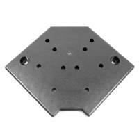 Penn Elcom W9980 - Rollenplatte für Lenkrollen mit...