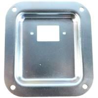 Penn Elcom D0946-10Z Einbauplatte verzinkt für...