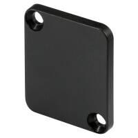 HICON D-Flansch Blinddeckel Blindplatte für D-Typ...