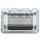 Penn Elcom H7150 EZ - Klappgriff mittel gefedert in Einbauschale 8,5 mm tief