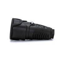 PCE Schuko-Kupplung Vollgummi IP44 bis 2,5 mm²