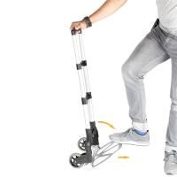 Adam Hall PORTER - Sackkarre klappbar mit Ausziehgriff bis 70 kg