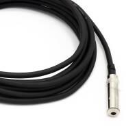 3 m Kopfhörer Verlängerungskabel 3,5 mm Klinke stereo male / female