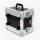 4 HE Half Size Rack für LD Systems U500 Funkempfänger PVC schwarz