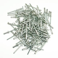 Bralo Blindniete Multigrip 4,8 x 10,5 mm Alu/Stahl 250 Stk. Packung