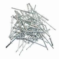 Bralo Blindniete Multigrip 4,8 x 16,5 mm Alu/Stahl 250 Stk. Packung